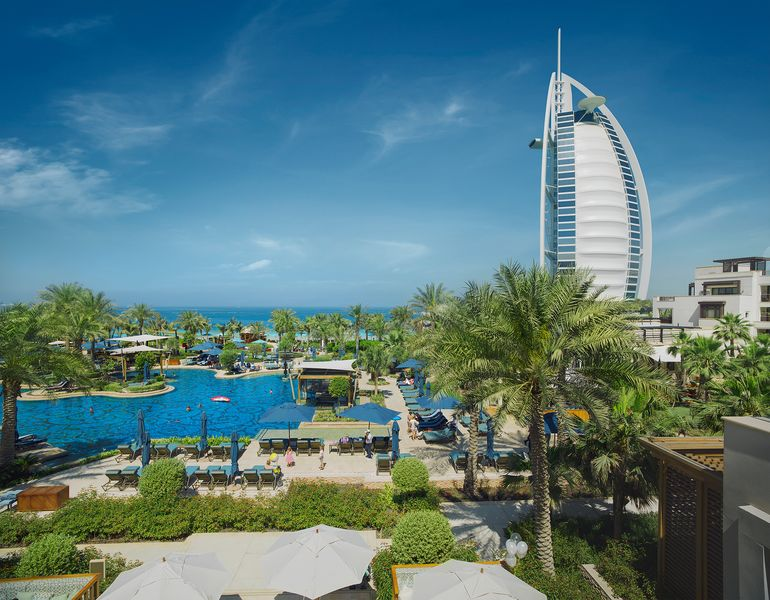 Dubai con 3 Excursiones