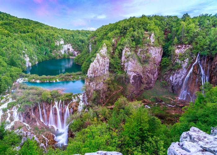 Croacia, Eslovenia y Bosnia