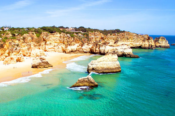 Costa del Algarve (Portugal)